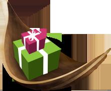Bon cadeau - Offrir un massage